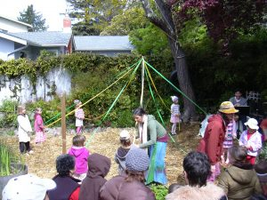 Hummingbird Hill Playgarden Festivals